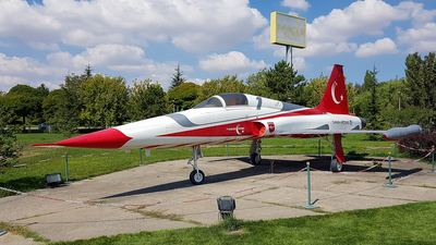 66-9212 - Northrop F-5A Freedom Fighter - Turkey - Air Force