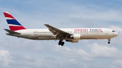 HS-BKI - Boeing 767-346 - Orient Thai Airlines