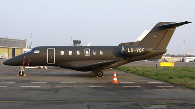 LX-VGF - Pilatus PC-24 - Flying Group
