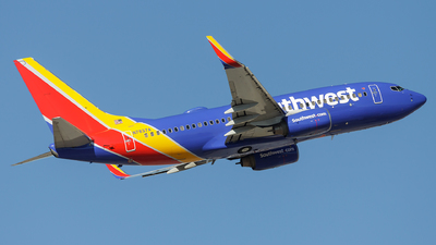 N7837A - Boeing 737-752 - Southwest Airlines