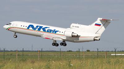 A picture of RA42385 - Yakovlev Yak42 -  - © Alexander Shulik