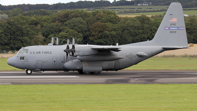 93-1039 - Lockheed C-130H Hercules - United States - US Air Force (USAF)