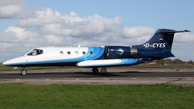 D-CYES - Bombardier Learjet 35A - Air Alliance