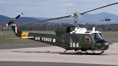 A2-384 - Bell UH-1B Iroquois - Australia - Royal Australian Air Force (RAAF)