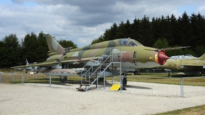 25-16 - Sukhoi Su-22M4 Fitter K - Germany - Air Force