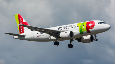A picture of CSTTS - Airbus A319112 - TAP Air Portugal - © Jeremy Denton