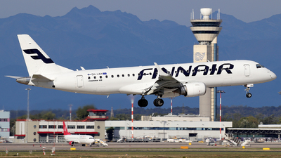A picture of OHLKH - Embraer E190LR - Finnair - © Alberto Cucini