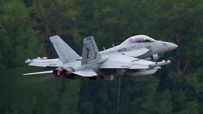 168261 - Boeing EA-18G Growler  - United States - US Navy (USN)