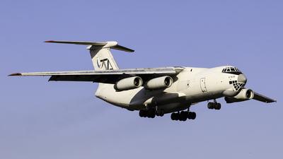 RA-76502 - Ilyushin IL-76TD - Aviacon Zitotrans