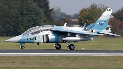 A picture of CGITA - Dornier Alpha Jet A - [040] - © Maximilian Haertl