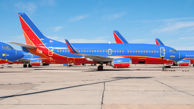N384SW - Boeing 737-3H4 - Southwest Airlines