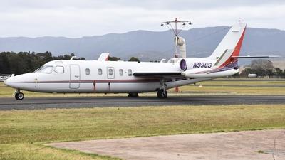 N990S - IAI 1124A Westwind II - Boomerang Air