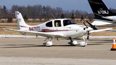 N471TT - Cirrus SR20-S - Private