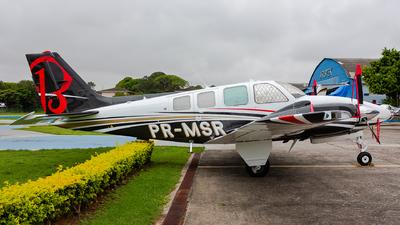 PR-MSR - Beechcraft 58 Baron - Private