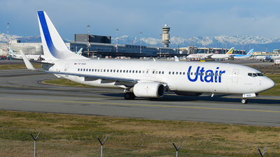 A picture of VQBQQ - Boeing 7378GU - UTair - © Luca Cesati