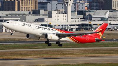 B-303N - Airbus A330-343 - Shenzhen Airlines