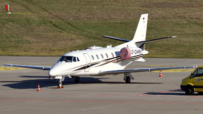D-CANG - Cessna 560XL Citation XLS Plus - Air Hamburg