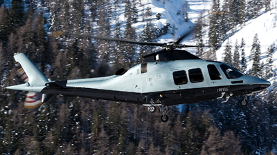 I-RRSS - Agusta-Westland AW-109SP GrandNew - Air Corporate