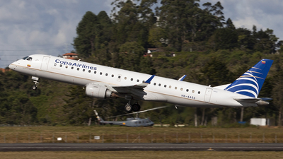 HK-4453 - Embraer 190-100LR - Copa Airlines Colombia