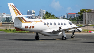 N618SC - British Aerospace Jetstream 31 - Private
