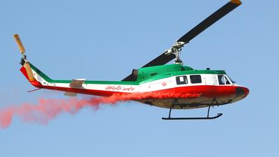 - Bell 214A Isfahan  - Iran - Army