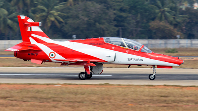 A3679 - British Aerospace Hawk Mk.132 - India - Air Force
