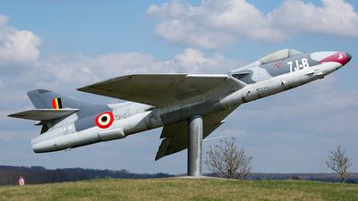 IF-65 - Hawker Hunter F.6 - Belgium - Air Force