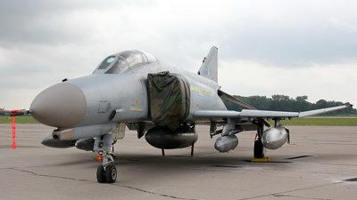 38-28 - McDonnell Douglas F-4F Phantom II - Germany - Air Force