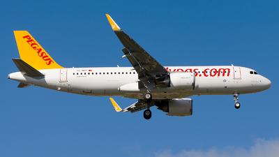 TC-NCP - Airbus A320-251N - Pegasus Airlines