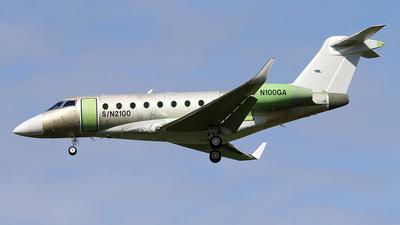 N100GA - Gulfstream G280 - Private