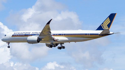 A picture of 9VSGB - Airbus A350941 - Singapore Airlines - © Lim Kai Yang