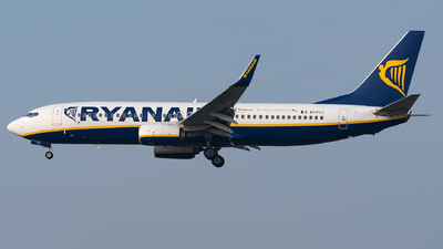 EI-FIJ - Boeing 737-8AS - Ryanair