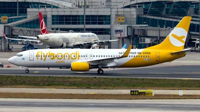 A picture of TCSBG - Boeing 73786J - Turkish Airlines - © Mustafa Sandikci