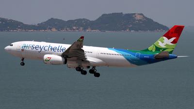 A6-EYZ - Airbus A330-243 - Air Seychelles