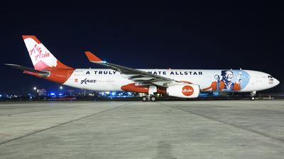 9M-XXH - Airbus A330-343 - AirAsia X