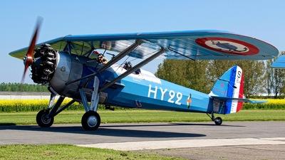 G-MOSA - Morane-Saulnier MS-317 - Private