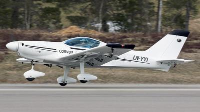 LN-YYI - Corvus Phantom CA-21 - Private