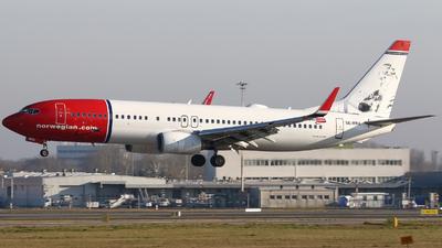 SE-RRA - Boeing 737-8JP - Norwegian