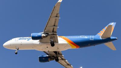N255NV - Airbus A320-214 - Allegiant Air