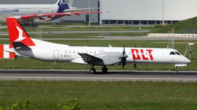 D-AOLC - Saab 2000 - Ostfriesische Lufttransport (OLT)