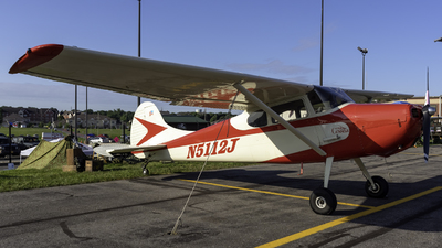 N5112J - Cessna 170B - Private