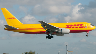 N798AX - Boeing 767-281(SF) - DHL (ABX Air)