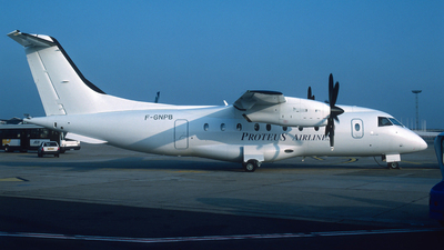 F-GNPB - Dornier Do-328-110 - Proteus Airlines