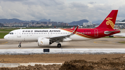 B-30CK - Airbus A320-271N - Shenzhen Airlines