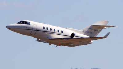 N920PP - Hawker Beechcraft 900XP - Private