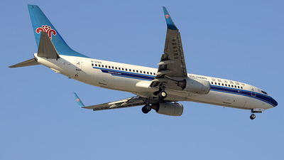 B-5125 - Boeing 737-83N - China Southern Airlines