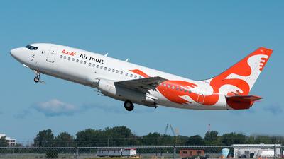 C-GAIG - Boeing 737-2S2C(Adv) - Air Inuit
