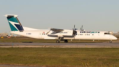 A picture of CGWEO - De Havilland Canada Dash 8400 - WestJet - © Shon Fridman