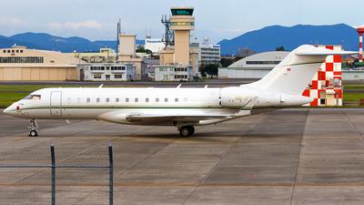 HB-JFE - Bombardier BD-700-1A10 Global 6000	 - Air King Jet