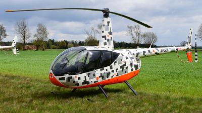 SP-SEE - Robinson R44 Raven - Private